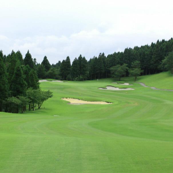 鹿児島 ゴルフ ホール#1