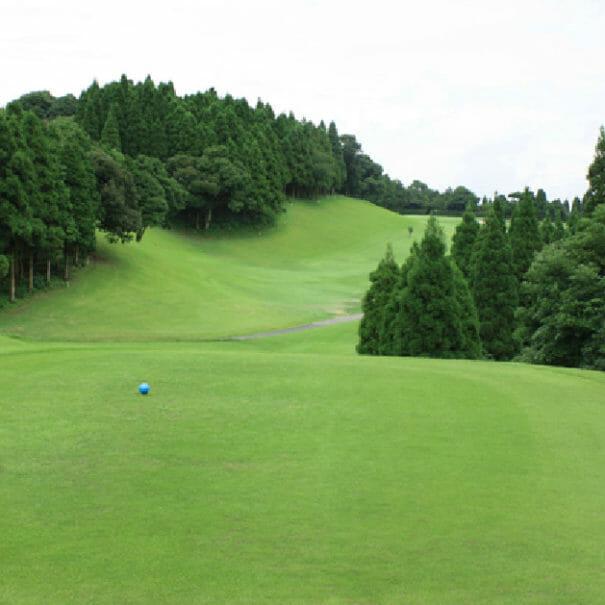 鹿児島 ゴルフ ホール#2